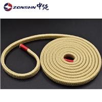 10*2mm可定制耐高溫輥道繩耐高壓耐磨耗救生牽引玻璃高溫繩廣東中繩繩帶織造有限公司