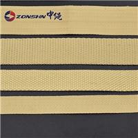 芳綸輥道帶|凱夫拉輥道繩帶|芳綸織帶|耐高溫輥道繩|鋼化爐輥道繩
