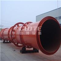 GHG石英烘干機 礦渣物料烘干設備 產量高能耗低運轉方便