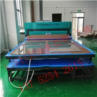 玻璃夹胶炉夹胶夹丝调光玻璃生产设备