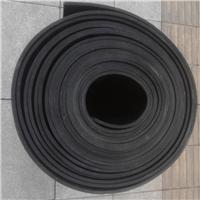 工业橡胶板减震防水密封绝缘橡胶垫片3-4-5-6-8-10mm厚1m宽