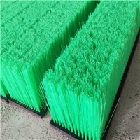 砖塔冲床平板刷,除尘尼龙丝pvc板刷,塑料板型刷,安徽圣文毛刷厂定制