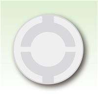 晶振片银铝合金晶控片合金感应片