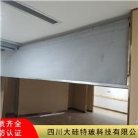 防火布活动挡烟垂壁整套定制提供安装