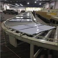 湖州搪瓷钢板烧成炉 搪瓷标牌生产线