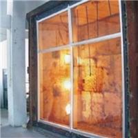 广东省惠州市乙级25mm水晶硅隔热防火玻璃门 防火窗供应商