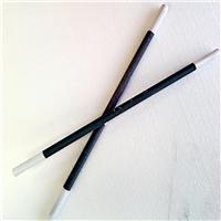 等直径硅碳棒 碳化硅加热管高温马弗炉卡具定做