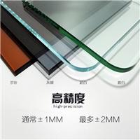 厂家专业加工玻璃茶几,定做3MM-15MM玻璃茶几定制