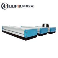 东莞MOOPIK莫派克130X415非标定做真空吸具纸箱码垛吸盘厂家