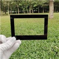 显示器玻璃 钢化丝印显示器玻璃 深圳显示器玻璃