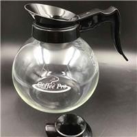 直火壺泡茶壺高硼硅花茶壺大容量明火加熱美式咖啡壺