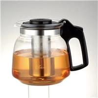 直火壶耐高温玻璃水壶泡茶壶咖啡壶凉水壶煮茶壶