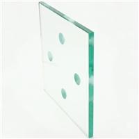 开孔玻璃 钢化玻璃开孔 东莞钢化玻璃厂