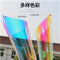 炫彩玻璃膜 商场铺面装饰膜 昆明玻璃贴膜