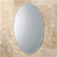 山东厂家供应防水耐磨防氧无框化浴室镜银镜