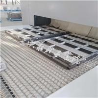 長興網帶式鋁合金熱交換器器件 焊爐