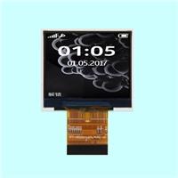2寸橫屏320*240分辨率IPS高亮TFT液晶屏