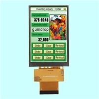 3.5寸豎屏320*480分辨率TFT液晶屏