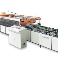 全通網印全自動四柱跑臺平面玻璃絲網印刷機生產線印刷線深圳絲印機廠家直銷
