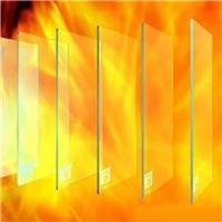特种玻璃建筑复合隔热单片铯钾硼硅酸盐防火玻璃