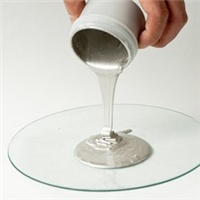 觸摸屏鋼化玻璃銀漿