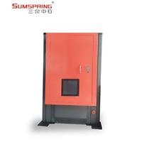 玻璃容器垂直负荷强度测试仪 玻璃瓶压力机