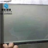 智能隐私电控调光雾化玻璃通电透明液晶变色玻璃贴膜全息投影玻璃