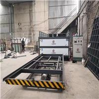 四層雙系統夾膠設備 玻璃夾膠爐性能優勢