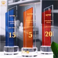 绵阳2021企业活动奖杯 毕业典礼数字奖牌 十周年礼品