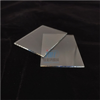 2mm超白玻璃 2mm物理钢化玻璃 厂家定制钢化超白玻璃