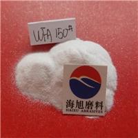 F150目陶瓷釉料150#白色金刚砂 钢玉磨料