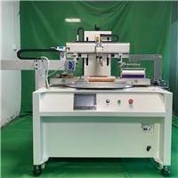泰安市油烟机玻璃丝印机煤气灶面板丝网印刷机