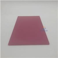 红色丝印玻璃订制 丝印玻璃订制 丝印玻璃供应