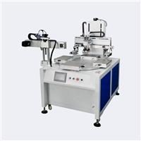 温州市电磁炉玻璃丝印机显示屏全自动转盘印刷机