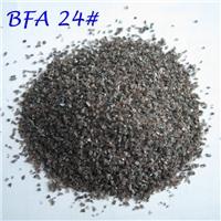 不锈钢表面处理金刚砂棕刚玉磨料 20目棕刚玉 价格好