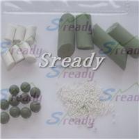上海高铝瓷抛光石 精磨石 精磨材料 研磨石 抛磨料 研磨块