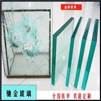 特种玻璃厂家供应防弹防砸玻璃 银行岗亭防弹玻璃