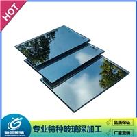 學校錄播室單向可視玻璃 單透鏡玻璃廠家