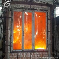 广州单片铯钾防火玻璃厂家
