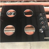 钢化丝印灶台玻璃