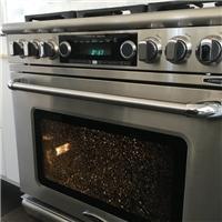 新款丝印钢化烤箱玻璃