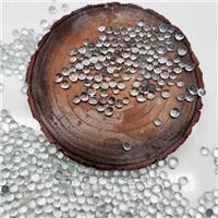 文盛厂家供应  研磨研磨玻璃珠  标线涂料用玻璃珠