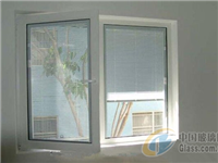 中空百叶玻璃做隔断墙隔音效果如何  百叶窗隔断安装方法