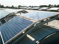 太阳能光电幕墙发电原理  真空吸盘搬运玻璃的好处