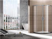 怎样彻底擦洗浴室玻璃门  浴室的玻璃怎么擦才干净
