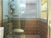 卫生间安装玻璃门好不好  卫生间玻璃门的施工方法