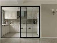 玻璃推拉门安装施工过程  制造玻璃移门要哪些材料