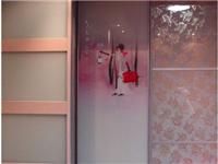 移门面板装彩晶玻璃好吗  冰柜的玻璃隔板怎么拆卸