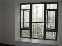 老式铁窗该怎么固定玻璃  断桥铝推拉窗有何优缺点