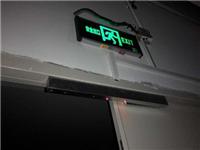 无框玻璃门怎么装电磁锁  玻璃感应门有哪几种类型